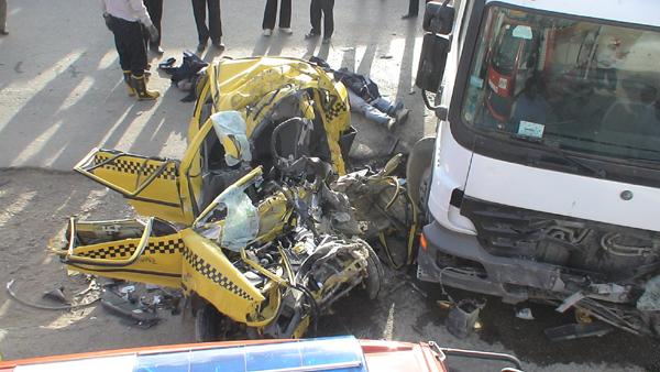 عکس تصادف مرگبار عکس تصادف دلخراش عکس تصادف خودرو تصادف خودرو