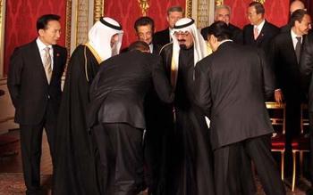 تعظیم اوباما