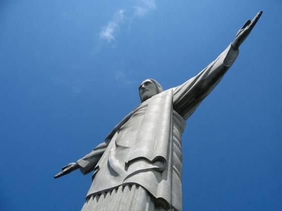 مجسمه حضرت مسیح از عجایب هفتگانه