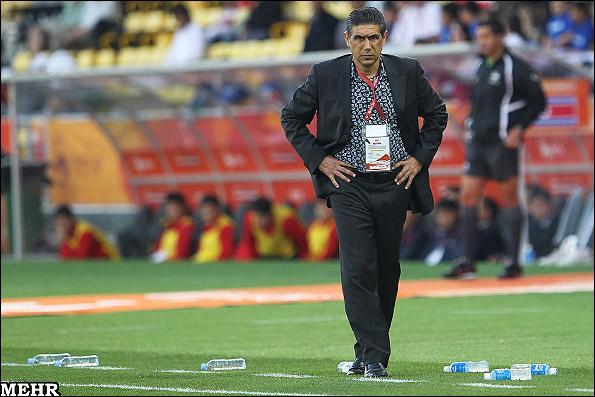 نتیجه فوتبال عراق و ایران
