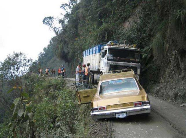 جاده مرگ، خطرناک ترین جاده جهان 164320 615