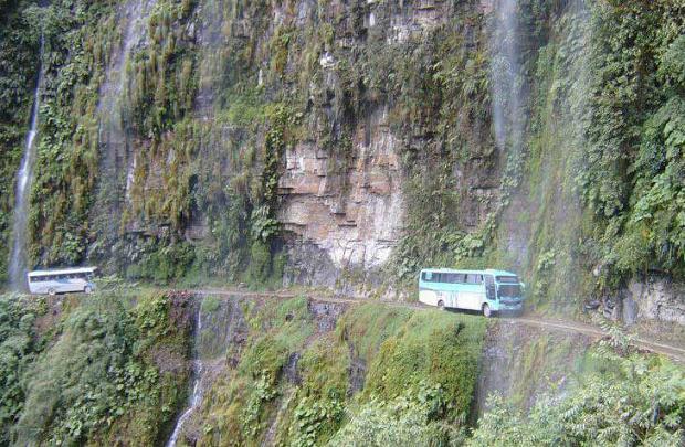 جاده مرگ، خطرناک ترین جاده جهان 164322 736