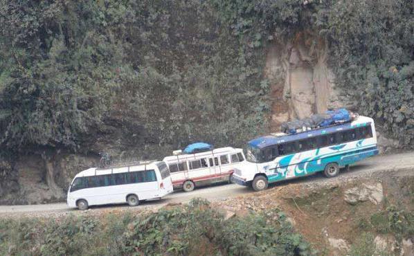 جاده مرگ، خطرناک ترین جاده جهان 164325 144