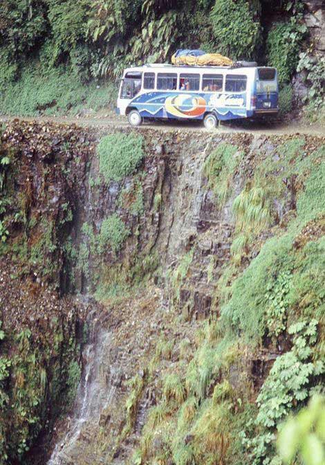 جاده مرگ، خطرناک ترین جاده جهان 164330 156
