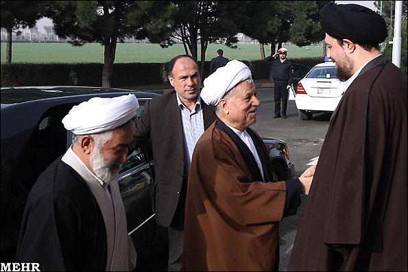 آهستان تبلیغات انتخاباتی در و مركز تعليمات اسلامي واشنگتن