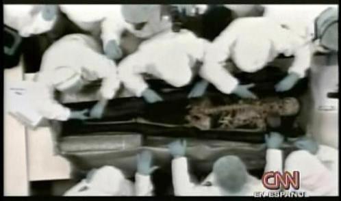 نبش قبر سیمون بولیوار