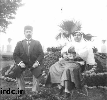 همسر محمدعلی شاه ملکه جهان عکس قدیمی زندگینامه محمدعلی شاه ایران قدیم