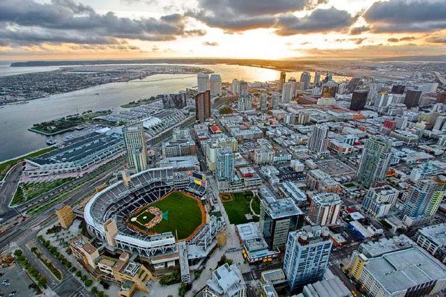 عکس مشهد از نمای بالا