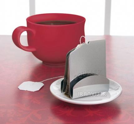 عکس چای نپتون