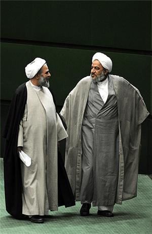آقاتهرانی و حسینیان