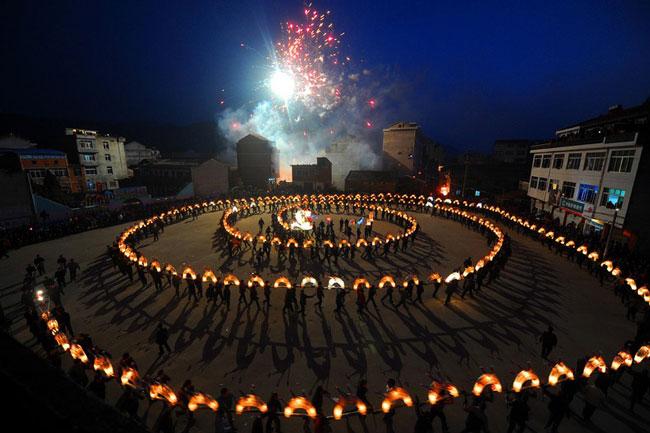 سال نو در چین