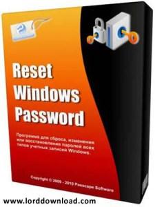 نرم افزار حذف پسورد ویندوز 7