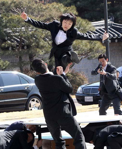 گارد ریاست جمهوری کره جنوبی