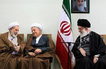 رهبر انقلاب هاشمی  یزدی