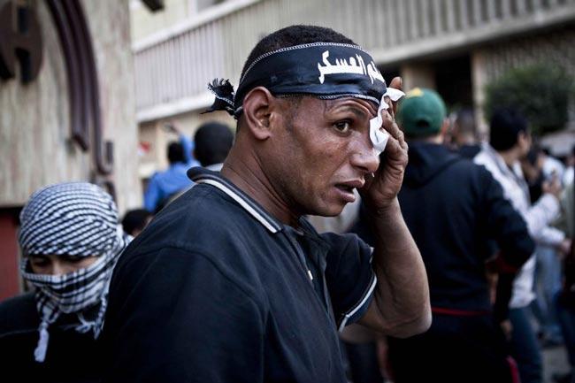 معترضان مصری