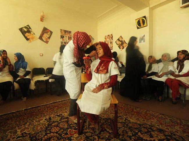 دختران افغان