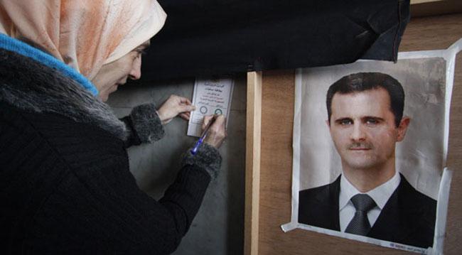 رفراندوم در سوریه