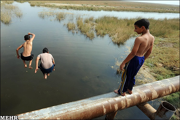 تالاب هورالعظیم خوزستان
