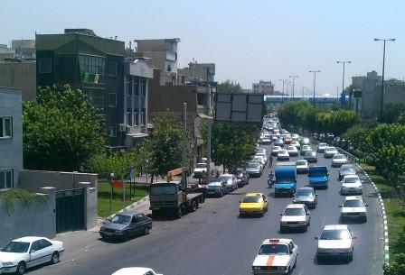 بزرگراه رسالت - تهران