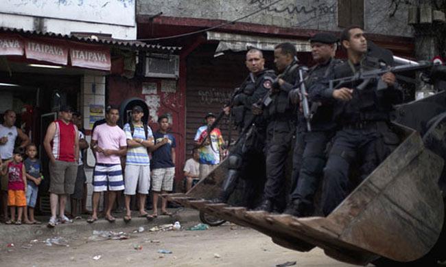 پليس ريودوژانيرو