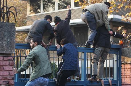 حمله به سفارت