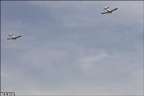 هواپیمای آب پاش