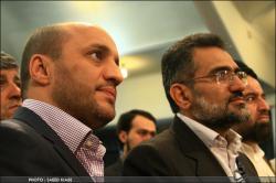 وزیر ارشاد و رئیس مرکز رسانه های دیجیتال