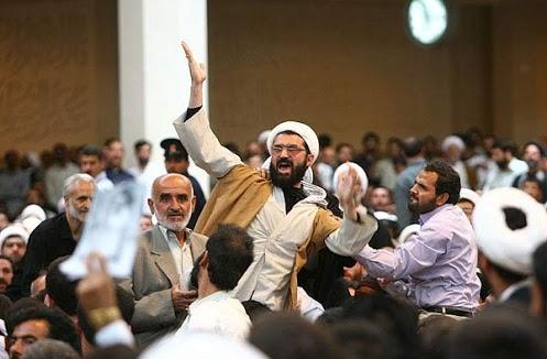 حامی احمدی نژاد