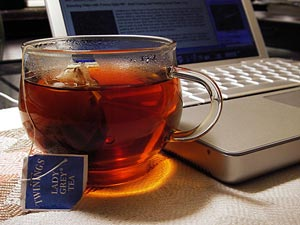 نکاتی درباره چای