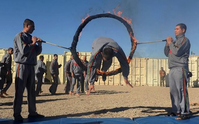 مرکز آموزش نیروهای پلیس در هرات