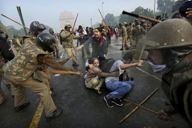 اعتراضات در دهلی نو