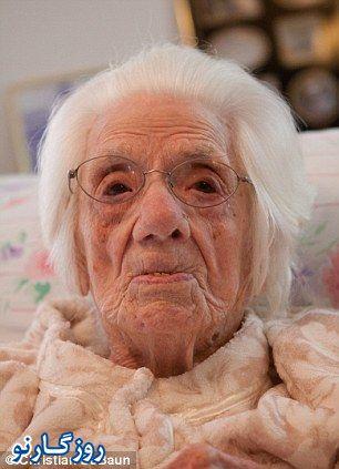 زني که 6 نسل بعد از خود را دید