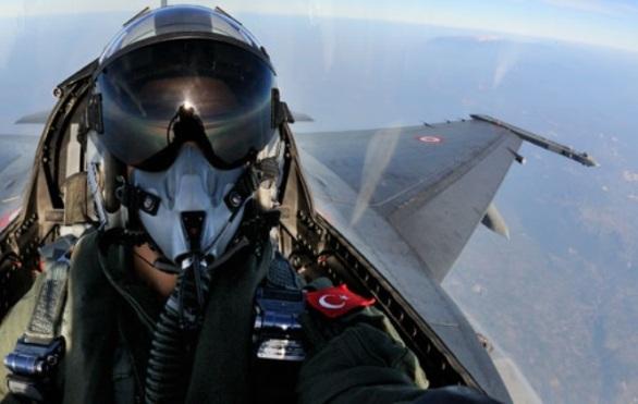 نیروی هوایی ترکیه