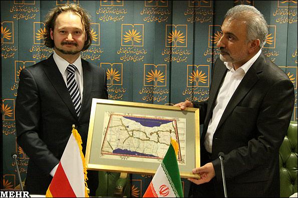 نقشه قدیمی خلیج فارس