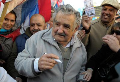 رئیس جمهور اروگوئه