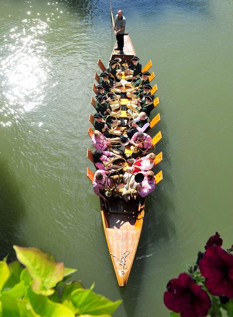 قایق سواری