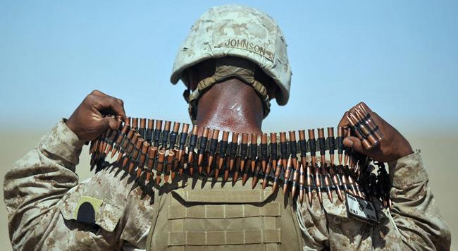 تفنگدار آمریکایی