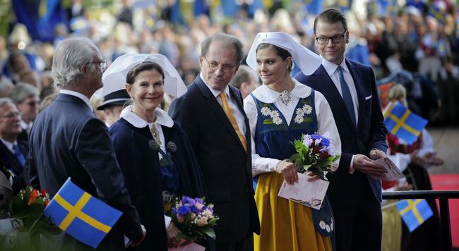 خاندان سلطنتی سوئد