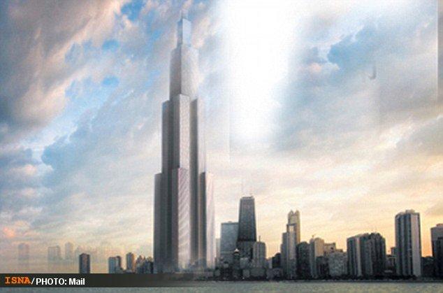 بلندترین برج جهان