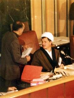 هاشمی رئیس مجلس