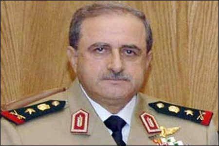 وزیر دفاع سوریه