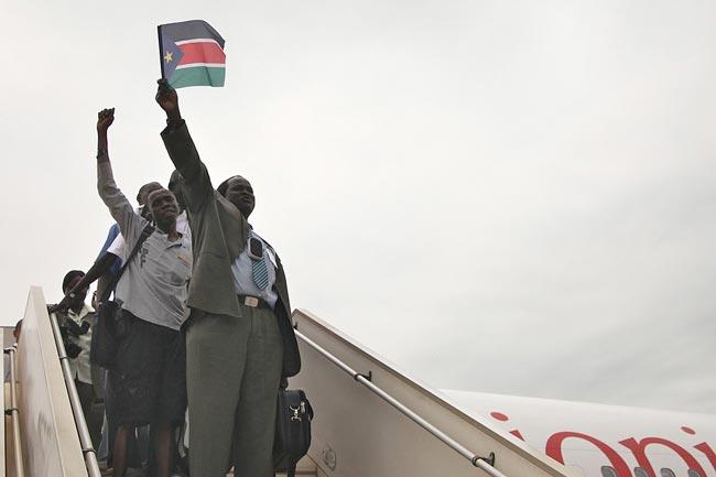 پناهجویان سودانی