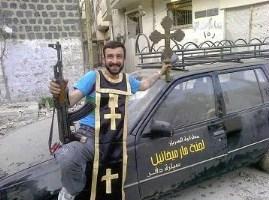 سلفی ها علیه مسیحیان - سوریه