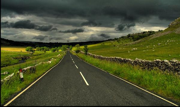 چیست عکس های بسیار زیبا با موضوع جاده و راه