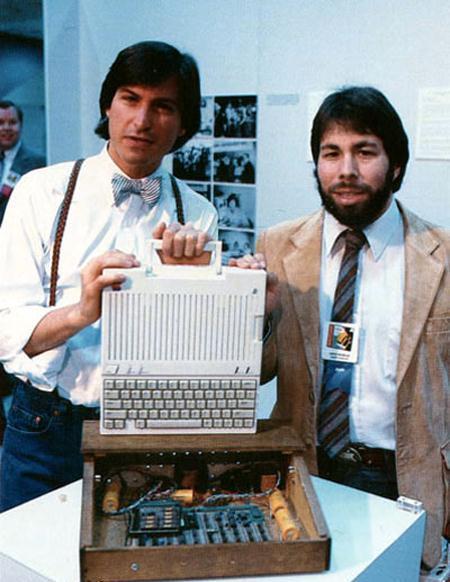 هکر استیو جابز و وزنیاک