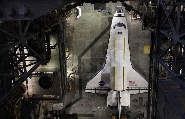 فضاپیمای آتلانتیس