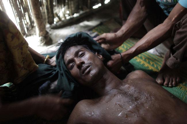 مسلمان میانماری
