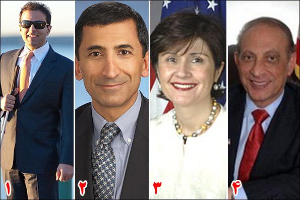 250493 470 - 8 مقام ارشد ایرانی تبار در آمریکا و اسرائیل + عکس