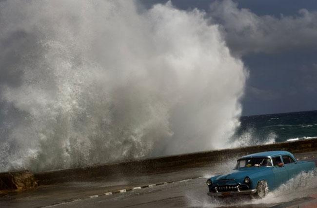 موج سنگین