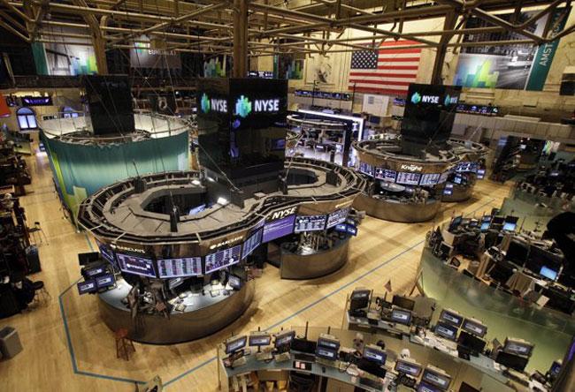 بازار بورس نیویورک